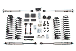 BDS Suspension 3in Suspension Lift Kit  - JK 4DR 2012+