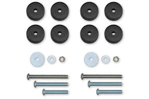 Rock Krawler Adjustable Front Bump Stops  - JL