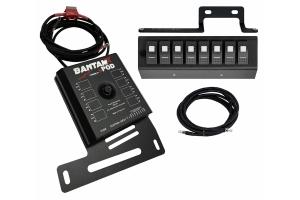 SPod BantamX w/LED Switch Panel, Blue - 09+ JK