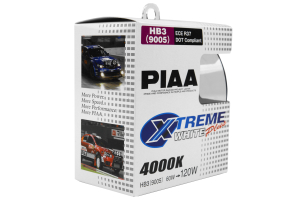 PIAA  9005 Xtreme White Plus Bulbs