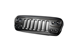 Oracle Vector Series Full LED Grill - Flat Black - JT/JL