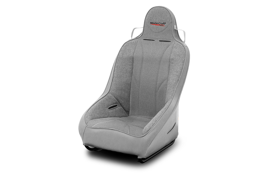 MasterCraft ProSeat Suspension Seat Smoke Smoke Gray / Black