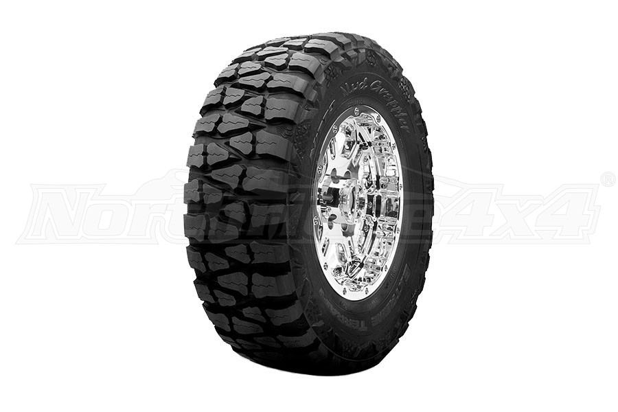 Nitto Mud Grappler 40/13.50R17LT Tire (Part Number:N200-770)