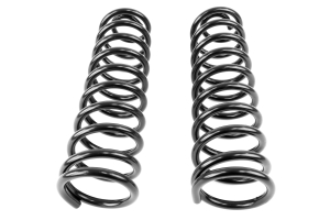 EVO Manufacturing Plush Ride Coil Springs Rear 4in Lift - JK