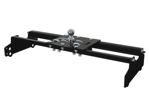 Curt Manufacturing Over-Bed Folding Ball Gooseneck Hitch