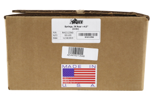 AEV Coil Springs Rear 4.5in ( Part Number: NTH21125AB)