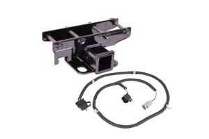 Rugged Ridge Receiver Hitch Kit w/ Wiring Harness - JK