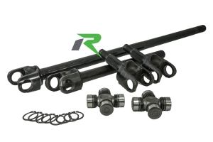 Revolution Gear Discovery Series D30 27 Spline Front Axle Kit    - TJ 2003-06 / LJ 2004-06 Non-Rubicon