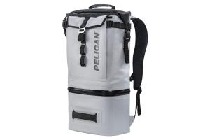 Pelican Dayventure Backpack Cooler - Light Grey