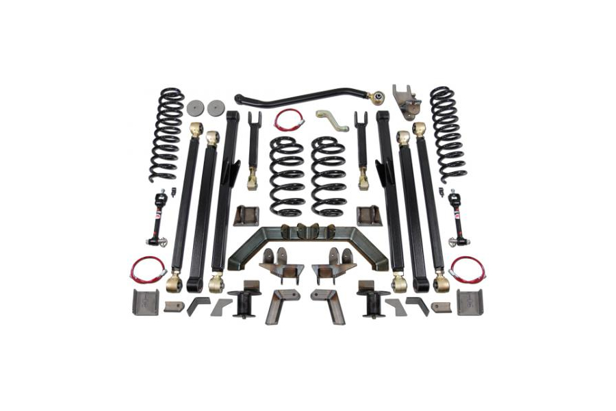 Clayton 4.0 Long Arm 5in Stretch Lift Kit ( Part Number: 3205120)