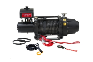 Comeup Seal Gen2 Recovery Winch w/ Synthetic Rope  (Part Number: )