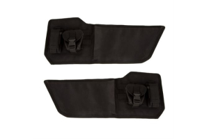 Rugged Ridge Door Storage Panels w/ Pouches - JK 2011+