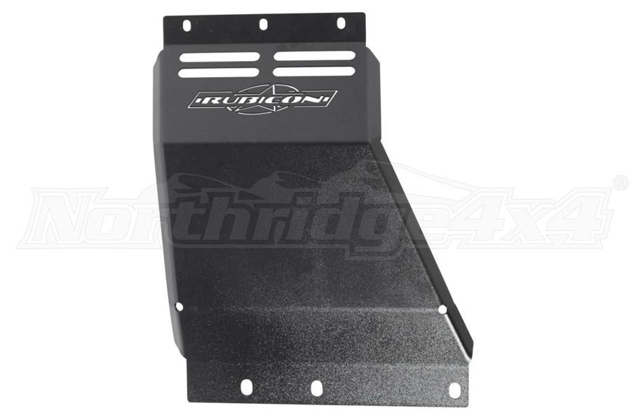 Rubicon Express Transmission Skid Plate  - JT/JL 4Dr 3.6L