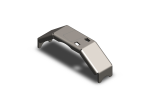 Clayton 3 Link Front Bridge - OEM D30, and Rubicon D44 ONLY  (Part Number: 1100106)