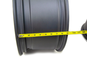 Teraflex Deluxe Nomad Titanium Gray Wheel 17x8.5 5x5  - JT/JL/JK
