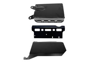 EVO Manufacturing Protek Skid System Manual Transmission for Long Arms JK 2012+
