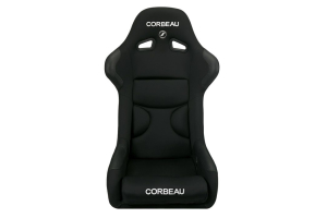 Corbeau FX1 Black / Red Cloth (Part Number: )