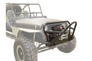 LOD Competition Series Front Bumper Black Powder Coated (Part Number: )