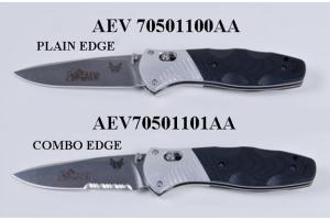 AEV Edition 581 Barrage Plain Blade (Part Number: )