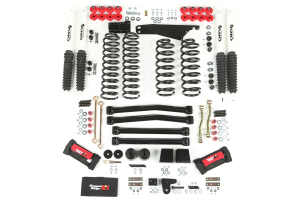 Rugged Ridge 4-Inch Lift Kit With Shocks  (Part Number: )