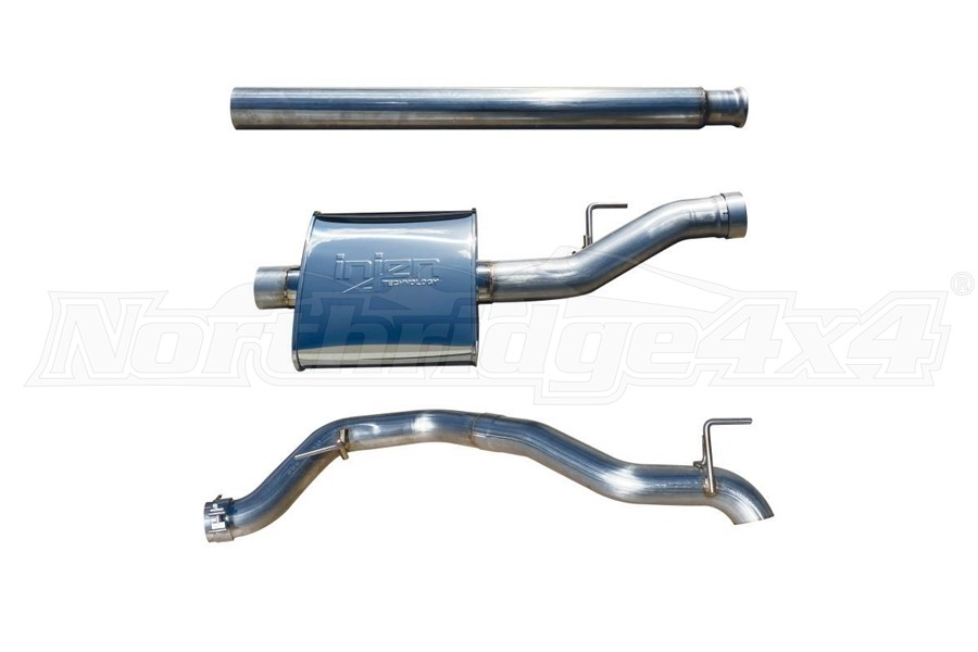 Injen Technology Single Exit High Tuck Exhaust System  - JT 3.6L