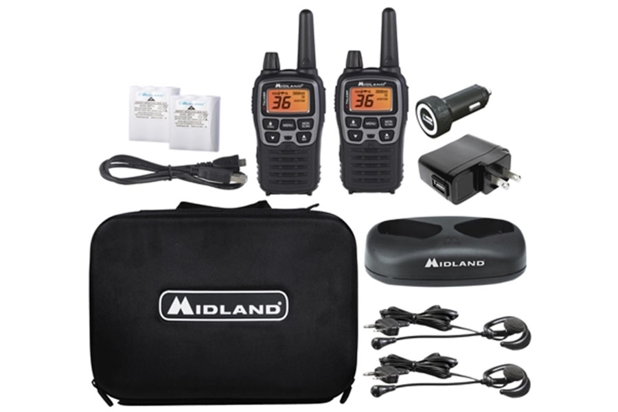 Midland X-Talker Extreme Two-Way Radio Kit