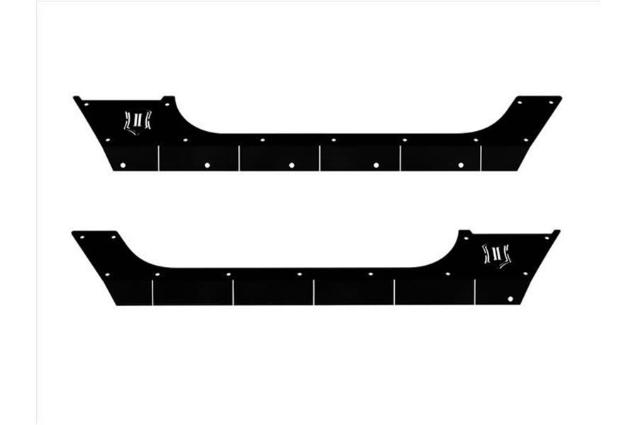 Icon Vehicle Dynamics Body Armor - JK 2Dr