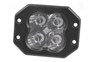 Diode Dynamics SS3 Pro Flush Mount LED Pod - White Spot