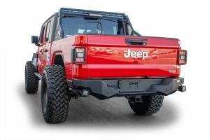 DV8 Offroad High Clearance Rear Bumper - JT