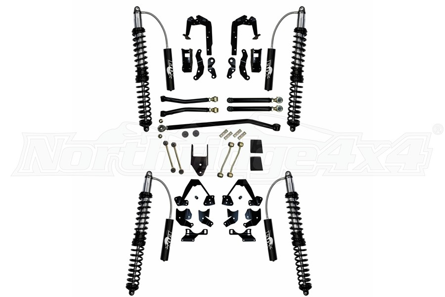 Skyjacker LeDuc Series Coil-Over Kit, 3.5in - 6in  - JL