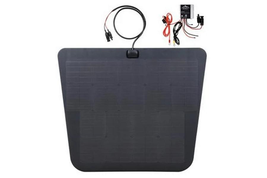 Cascadia 4x4 VSS Hood Solar Panel System - 40 Watt