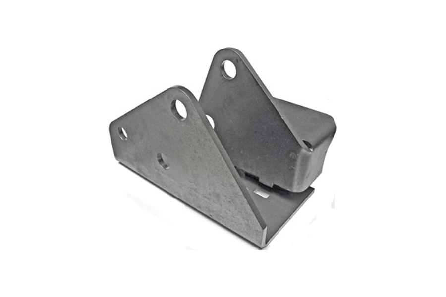 Currie Enterprises Front Trac Bar Bracket