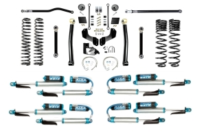 Evo Manufacturing HD 6.5in Enforcer Overland Stage 3 PLUS Lift Kit w/ Shock Options - JT