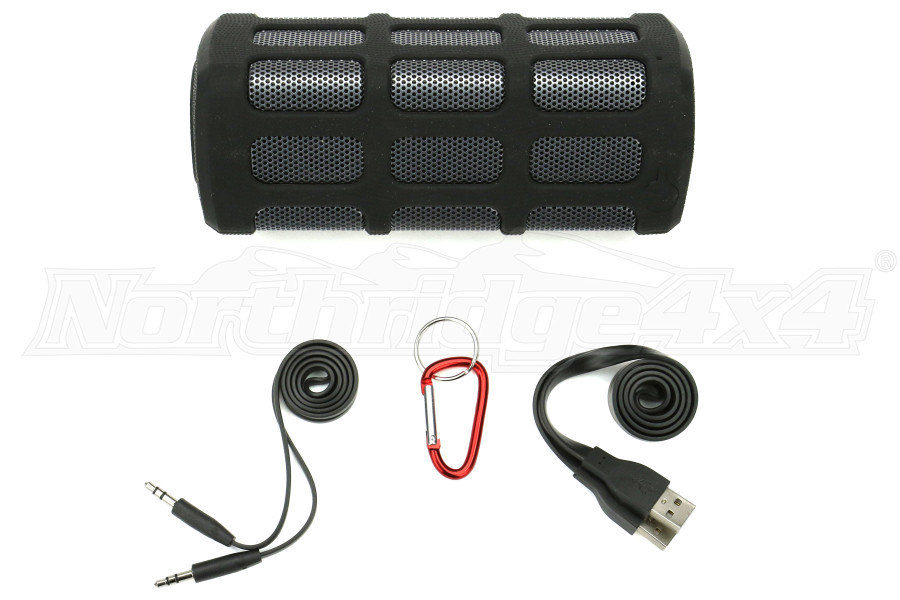 FUSELED POD Bluetooth Speakers - Black (Part Number:POD-720-BLK)