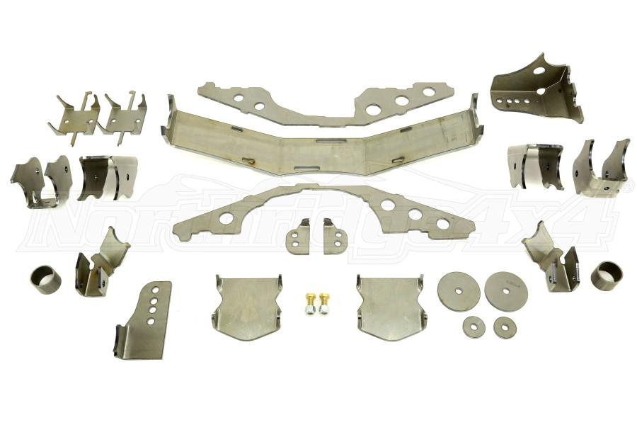 Artec Industries 1 Ton Superduty Rear Sterling Axle Swap Kit (Part Number:JK1050)