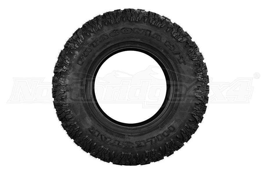 Milestar Patagonia M/T Tire, 37X13.50R20LT BW  (Part Number:22050650)