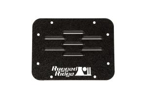 Rugged Ridge Tire Carrier Delete Plate  - JK