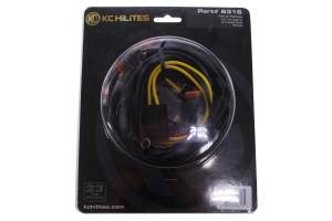 KC HiLites Add-On Light Wiring Harness (Part Number: )