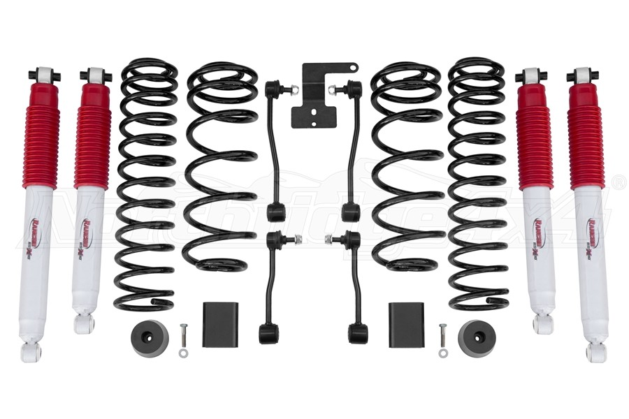 Rancho Performance 2-3.5in Suspension System  - JL 2Dr