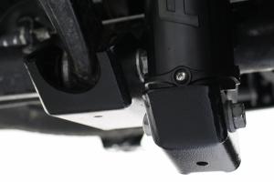 Rock Hard 4x4 Bolt-On Lower Control Arm & Shock Skids -  Rear - JT