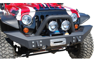 MBRP Front Full Width Winch Bumper  (Part Number: )