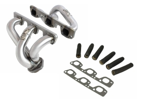 AFE Power Twisted Steel Headers - 3.8L - JK 2007-11
