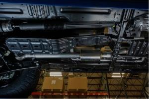 Pypes Stubby Cat-Back Exhaust System - JL 4Dr 2.0L