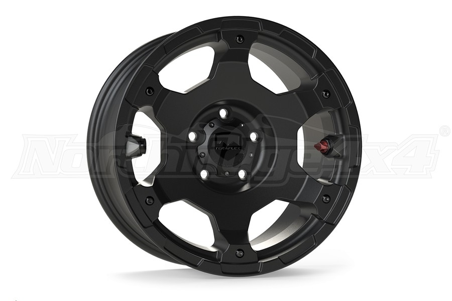 Teraflex Base Nomad Metallic Black Wheel 17x8.5 5x5 - JT/JL/JK