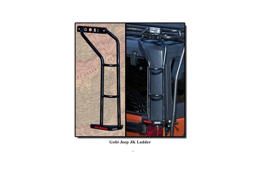 GOBI Drivers Side Ladder (Part Number:GJKLAD-D)