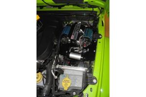 M.O.R.E. ARB Dual Air Compressor Mount Underhood (Part Number: )