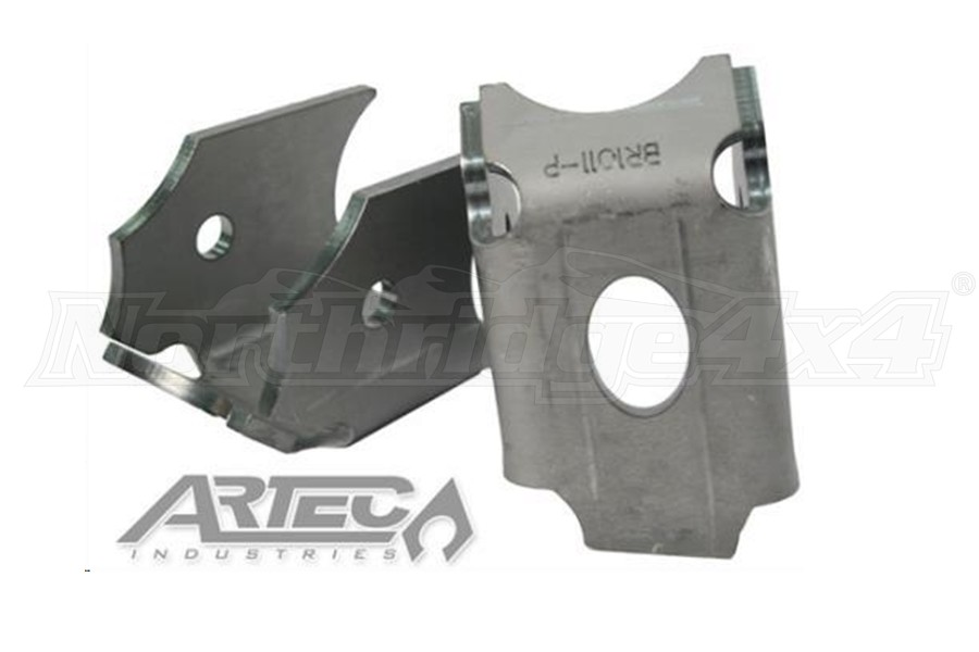 Artec Industries Lower Link Axle Brackets, Pair (Part Number:BR1077)