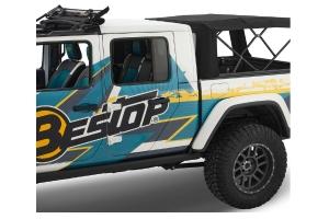 Bestop Supertop for Trucks 2 - JT