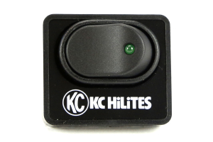 KC HiLiTES C30 LED Bar and Hood Mount  (Part Number: )