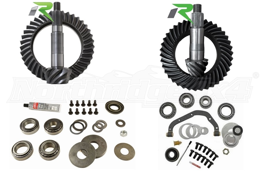 Revolution Gear and Axle Package - JL Rubicon